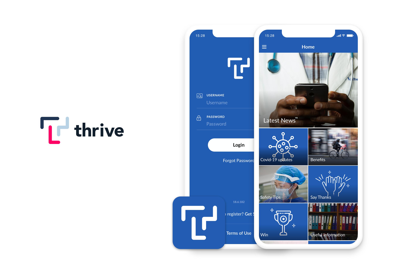 Healthcare-ThriveMockup